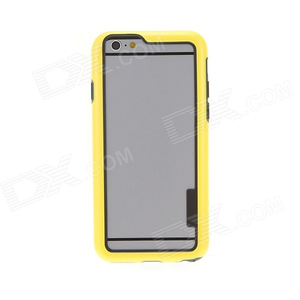 "Kinston Protective Bumper Frame Case for IPHONE 6 4.7"" - Yellow"