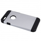 "AL01 Slim Protective PC + Silicone Back Case for IPHONE 6 4.7"" - Silver"