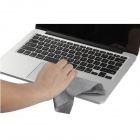 OUSHINE Protective Wrist Rest + Trackpad Stick for Macbook 15.4 inch Pro Retina - Silver