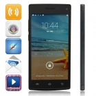 "H930  MTK6592 Octa-Core Android 4.4.2 WCDMA Bar Phone w/ 5.0"" QHD, 8GB ROM, GPS, OTG - Black"