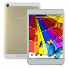 "SOSOON X78 7.85"" Quad-Core  Android 4.4 Tablet PC w/ 512MB RAM, 8GB ROM, Dual Cameras - Golden"