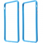 "AL01 Protective Plastic Bumper Frame for IPHONE 6 Plus 5.5"" - Blue"