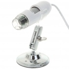 BW708 300K Pixel 200X Zooming Digital USB Microscope Camera with 4-LED Illumination