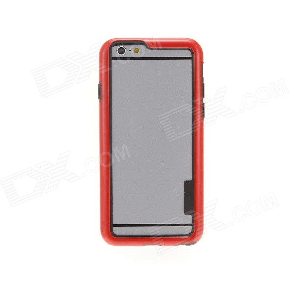 "Kinston Protective Bumper Frame Case for IPHONE 6 4.7"" - Red"