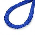 European Standard 100ft Home Garden Flexible Natural Latex Water Pipe - Blue