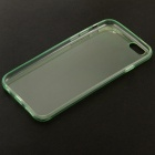 Kinston Protective TPU Soft Cover Case for IPHONE 6 - Translucent Green