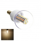 E14 6W 42-5730 SMD 420lm 3000K Warm White Light LED Corn Bulb (AC 220-240V)