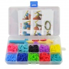 DIY 3# Loom Kit Set Toy for Kid - Multicolored
