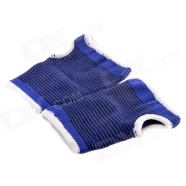 Sport Elastic Shin Palm Support / Palm Protector - Blue (2 PCS)