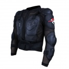 PRO-BIKER Motorcycle Cross-country Fall Proof Armor Strengthen Thickening - Black (Size-L)