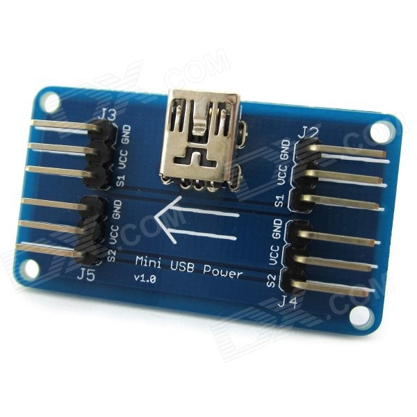Mini USB 5V Power Supply Board Module for Arduino / DIY Project