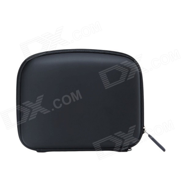 C0033 Protective PU + EVA Bag Case for TOMTOM 5 GPS Navigator - Black стул сумка irit дачник