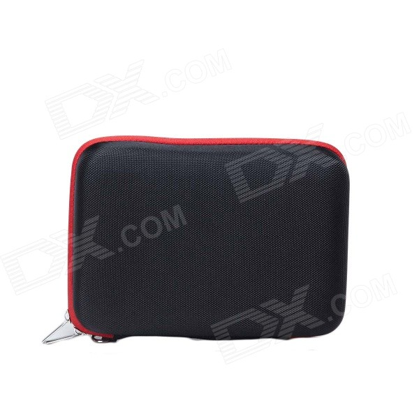 Protective EVA + Nylon Sleeve Case Bag w/ Strap for IPAD MINI / 7
