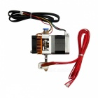 Geeetech MK8 All Metal 3D Printer Extruder - Silver (0.4mm Nozzle / 1.75mm Filament)