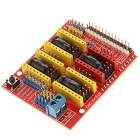 HF-3DV3 CNC V3 Expansion Module - Red