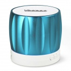 YOOBAO YBL-202 Portable Wireless Bluetooth V3.0 Speaker w/ TF / FM Radio / Micro USB - Blue
