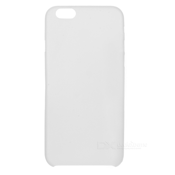 Ultra-thin 0.3mm Protective PC Back Case for IPHONE 6 - Translucent White