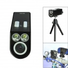 "Outdoor Sports 2/3"" CMOS 12.0MP DV Camera / Camcorder w/ LED Flashlight / TF (1 x 18650)"