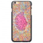 Tribal Ethnic Style Protective PC Back Case for IPHONE 6 PLUS - Yellow + Multi-Color