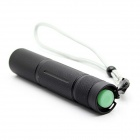 Convoy S6 860lm 2-Group 3/5-Mode White LED Flashlight w/ Cree XM-L2 U2 - Black (1 x 18650)
