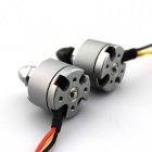 X-TEAM XTO-2212 850KV Reverse Outrunner Brushless Motor for Helicopter - Silver