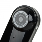 "HD55 Portable 1/3 ""CMOS 0.3MP HD Mini Camera w / 2-IR-LED / Wi-Fi / TF - Black (US Plug)"