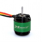 X-TEAM XTO-2213 1020KV 3S Lipo 200W Outrunner Brushless Motor for Fixed Wing - Green