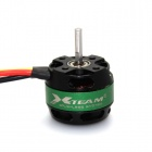 X-TEAM XTO-2205 1030KV 3S Lipo 80W Outrunner Brushless Motor for Fixed Wing - Green