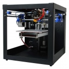Geeetech FDM Me Creator mini 3D Printer MK8 Extruder  - Black(1.75mm filament / 0.3mm Nozzle)