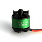 X-TEAM XTO-1708 1700KV 2S Lipo 70W Outrunner Brushless Motor für Fixed Wing - Grün