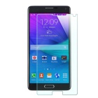 Mr.northjoe 0.3mm Tempered Glass Film for Samsung Note 4 - Transparent