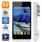 "DARAGO GC200 Dual-Core Android 4.2.2 WCDMA Phone w/ 4.5"" IPS, FM, 4GB ROM, GPS - White"