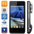 "DARAGO GC200 Dual-Core Android 4.2.2 WCDMA Phone w/ 4.5"" IPS, FM, 4GB ROM, GPS - Black"