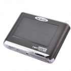 NEJE SH0004-1 Solar Energy Car Air Purifier - Black + Silver