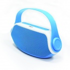 CKY BC229F Portable Wireless Bluetooth V3.0 Speaker w/ Hands-free / Microphone - Blue