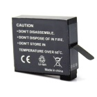 J116 AHDBT-401 3.8V 1160mAh Li-ion Polymer Battery for GoPro Hero 4 - Black