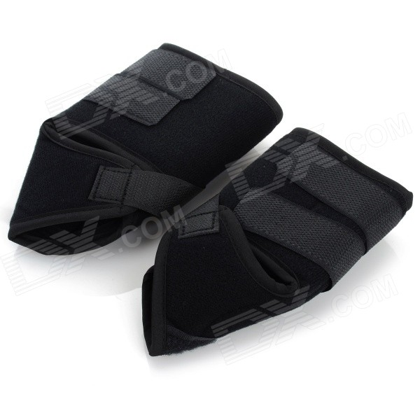 Foot Pain Relief Hallux Bunion Corrector - Black (2 PCS)
