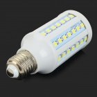 GY-72 E27 10W 1000lm 72-SMD 5050 LED Cool White Corn Lamp (AC220~240V)