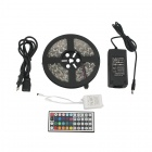 LI-CECI 72W 4000lm 300-SMD 5050 LED RGB Light Strip + 44-Key Remote Control + EU Plug Power Adapter