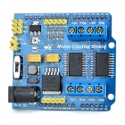 Waveshare L293D Motor Drive Control Shield Board - Blue + Black (5V)