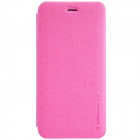 "NILLKIN Star Series Protective PU Leather + PC Case Cover for IPHONE 6 Plug 5.5"" - Deep Pink"