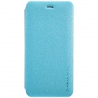 "NILLKIN Star Series Protective PU Leather + PC Case Cover for IPHONE 6 5.5"" Plug - Light Blue"