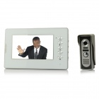 "V70D-M2 7"" TFT LCD Video Door Phone - White (US Plug)"