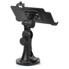 Car Suction Cup Mount + Holder for IPHONE 6 PLUS - Black