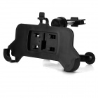 360 Degree Rotary Car Outlet Mount + Holder for IPHONE 6 - Black