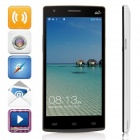 "Mpie G7 MTK6582 Quad-Core Android 4.4.2 LTE Bar Phone w/ 5.0""QHD, 8GB ROM, Wi-Fi, GPS - White +Black"