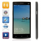 "Mpie G7 MTK6582 Quad-Core Android 4.4.2 LTE Bar Phone w/ 5.0""QHD, 8GB ROM, Wi-Fi, GPS - Black"