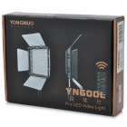 YONGNUO YN600 36W 4680lm 3200K 600-LED Video Light w / Filtros-Preto