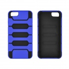 "Angibabe 2-in-1 Protective TPU + PC Back Case for IPHONE 6 4.7"" - Blue"