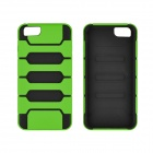 Angibabe 2-in-1 Protective TPU + PC Back Case for IPHONE 6 Plus 5.5 inch - Green